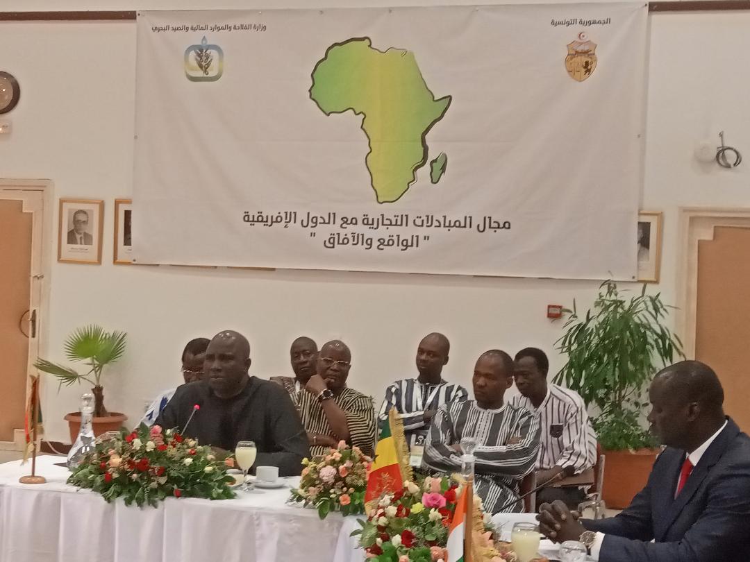 Produit Contre L Humidité Tunisie siamap : la coopération entre la tunisie et l'afrique